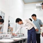 Khảo sát cơ sở vật chất đảm bảo chương trình GDPT mới tại Nam Định
