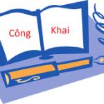 cÔNG KHAI